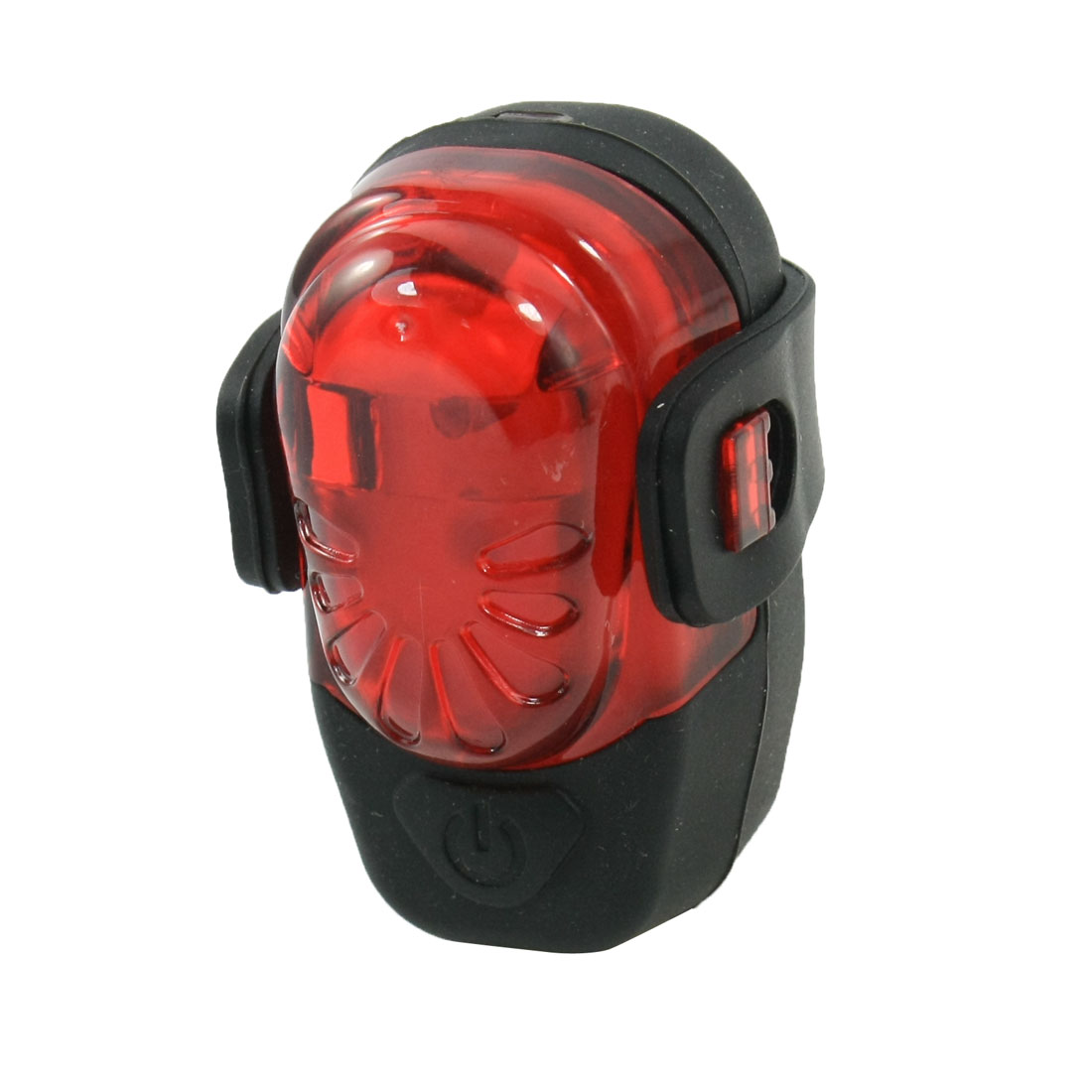 Battery Powered Red Light 2 LEDs Bike Cycling Rear Light Tail Lamp
