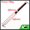 Force 15kg 33lb Length 420mm Lift Support Auto Gas Spring Strut