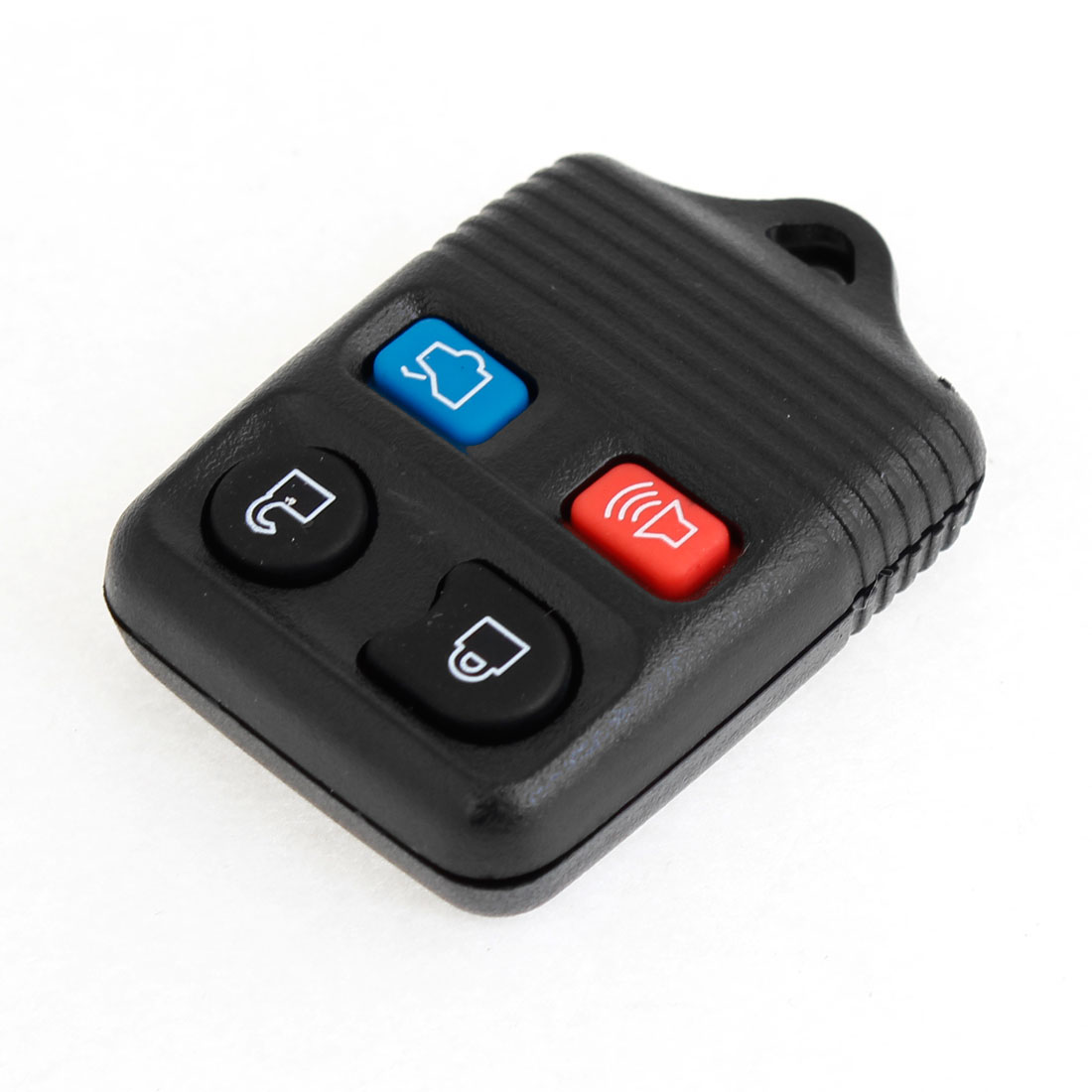 Car Auto Black Plastic Mini Remote Key Holder Cover Protector for Ford