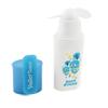 1.5V AAA Battery Power Cartoon Bear Pattern Portable Mini Fan Blue White