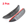2 Pcs Rear View Mirror Rainproof Blade Rain Board for 2011-2012 Captiva