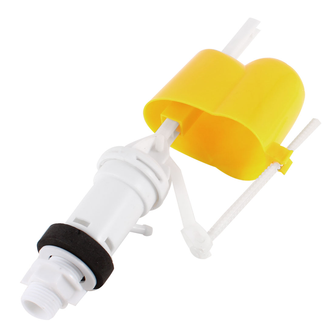 Toilet Fittings Water Tank Inlet Valve White Orange for Closestool