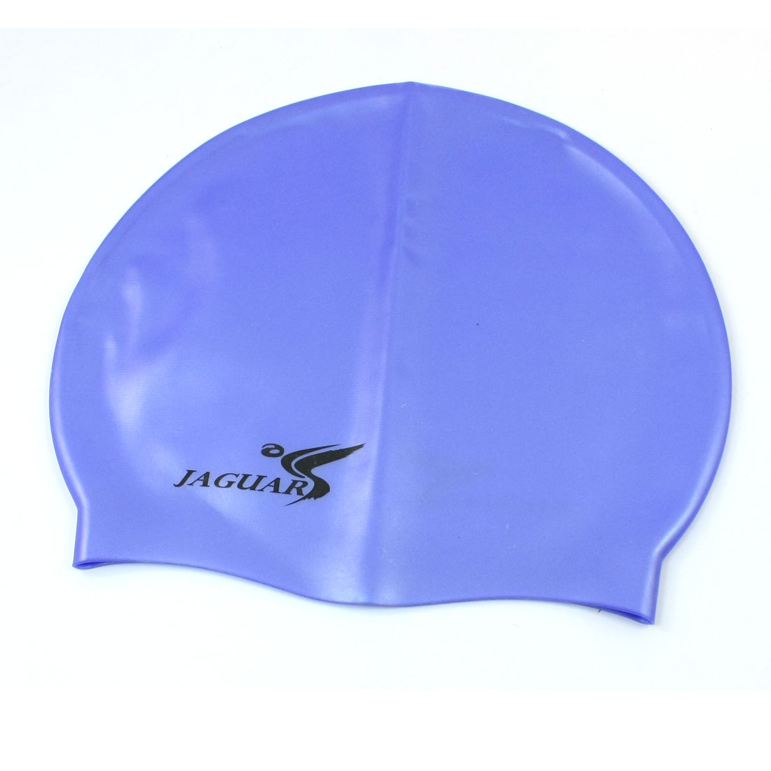 Waterproof Stretchy Swim Cap Indigo Blue for Swimming Diving Snorkeling