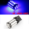 Automobile 7443 Blue 36 5050 SMD LED Brake Tail Stop Light Lamp Bulbs
