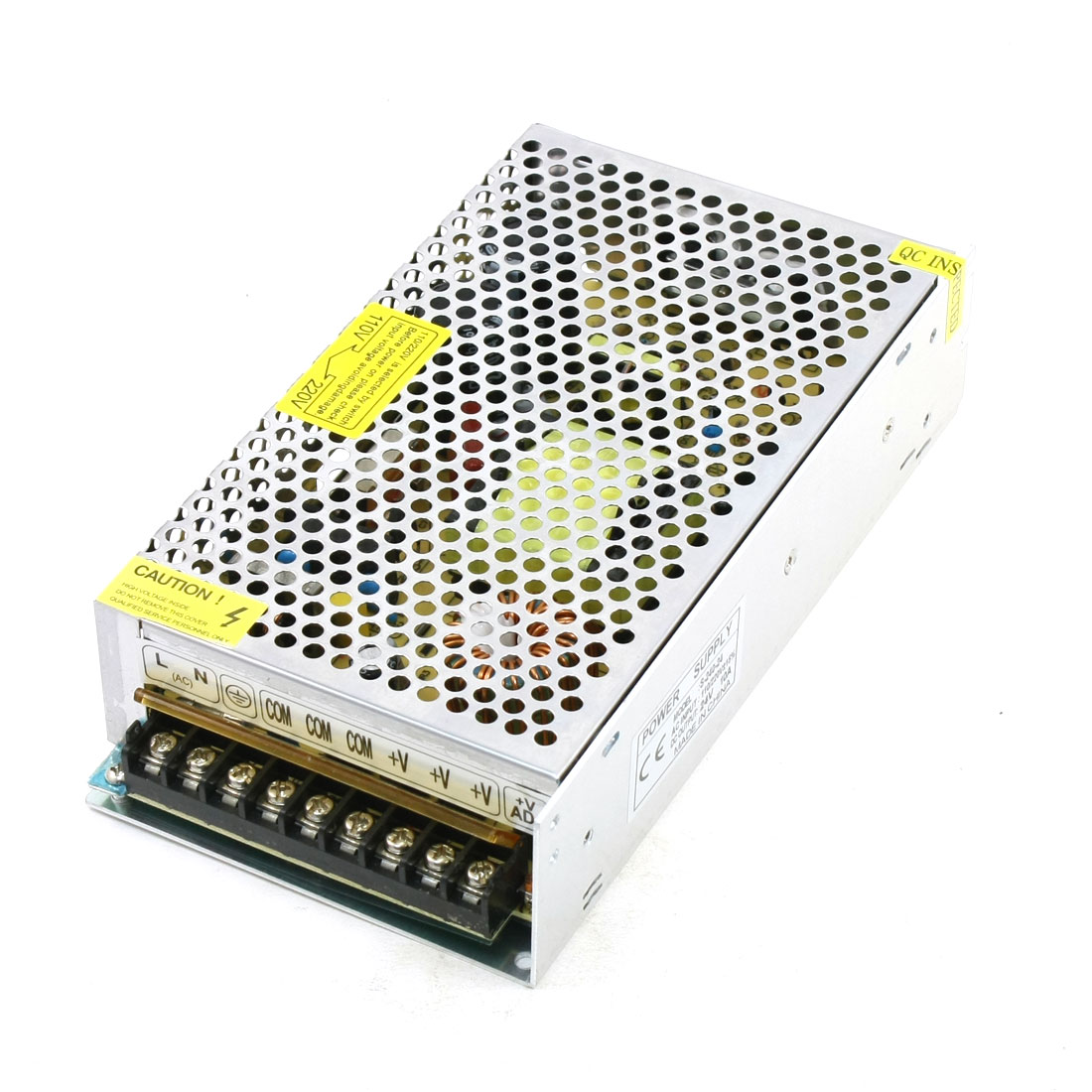 S-240-24 Aluminum Housing Output DC 24V 10A 240W LED Power Supply