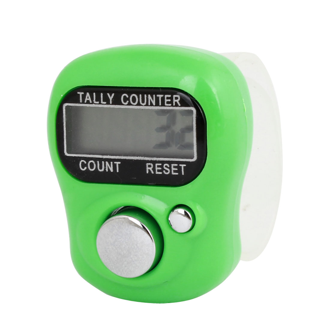 Green Hand Tally Digital Electronic Head Count Electronic Finger Counter