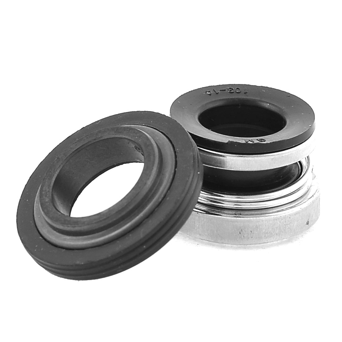 14mm Inner Dia Rubber Bellows Water Pump Mechanical Seal