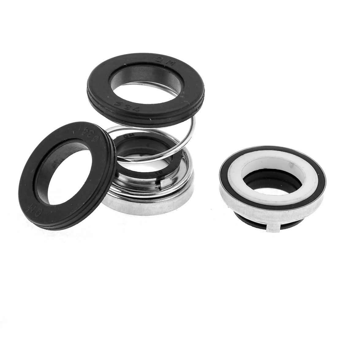 18mm Inside Dia Water Pumps Tubs Coil Spring Mechanical Shaft Seal