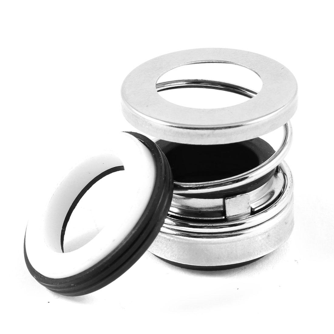 Rubber Bellow Single Spring 16mm Internal Dia Mechanical Shaft Pump Seal