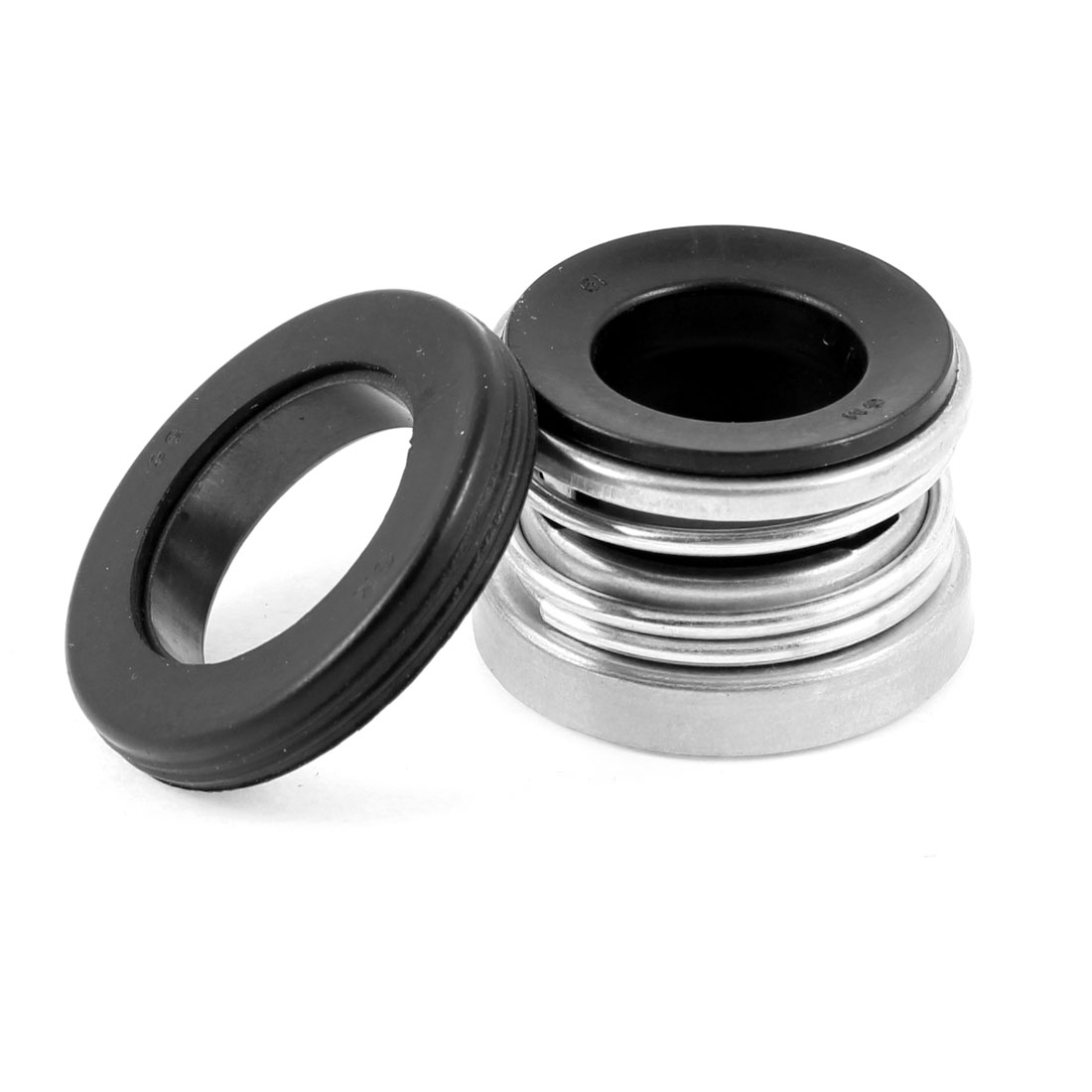 19mm Inside Diameter Rubber Bellows Mechanical Water Pumps Shaft Seal