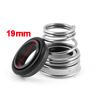 Rubber Bellow Single Spring 19mm Internal Dia Mechanical Shaft Pump Seal
