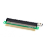 PCI-Express PCI-E 16X Protector Extender Extension Riser Card Adapter for 1U 2U