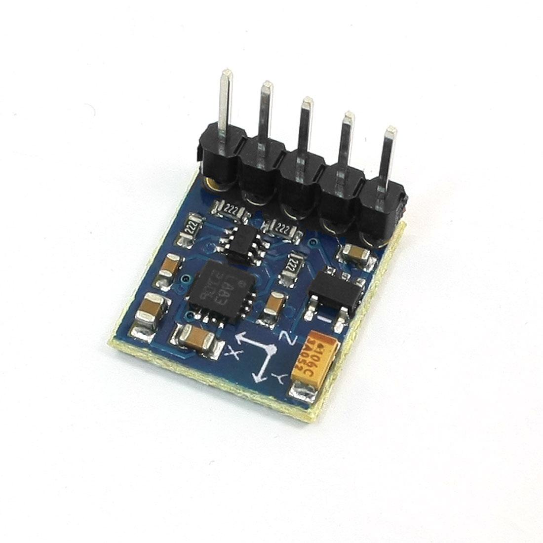 GY-271 3.3-5V HMC5883L 3-Axis Compass Module Blue
