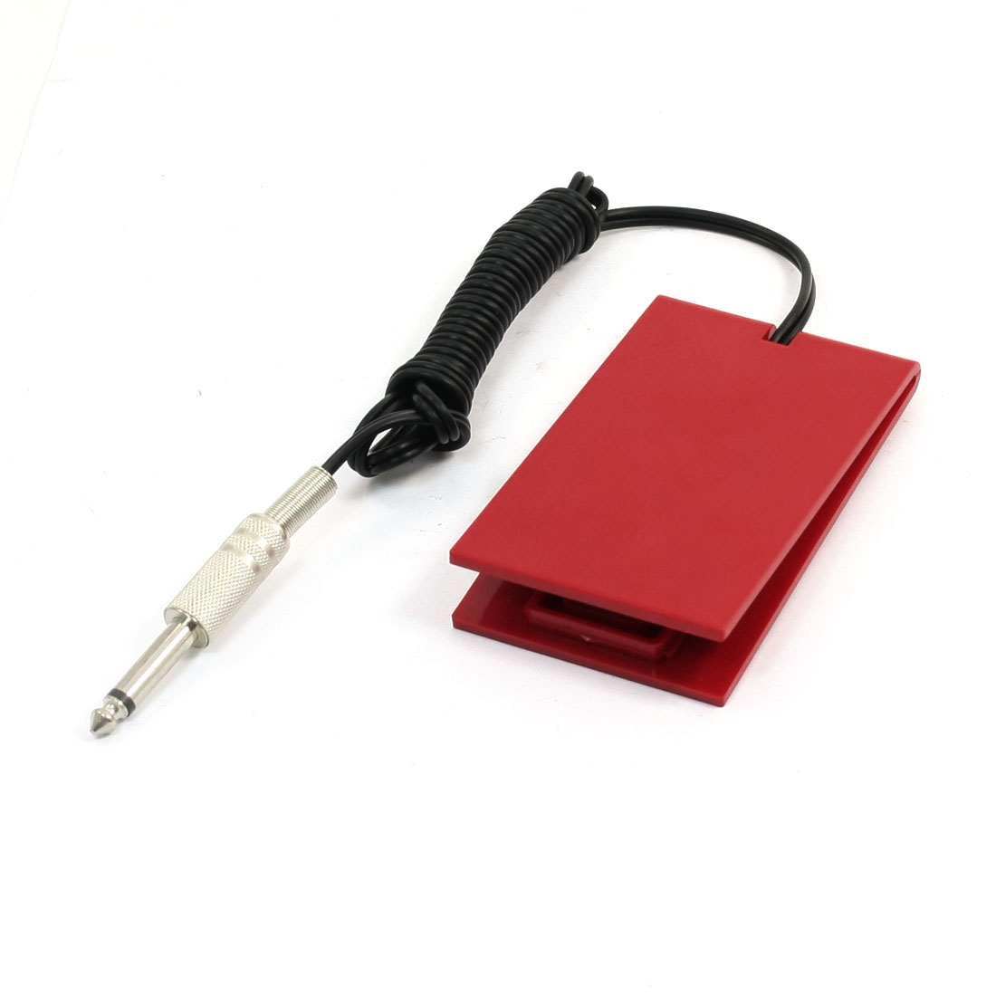 Red Acrylic Tattoo Footswitch Foot Pedal for Tattoo Power Supply