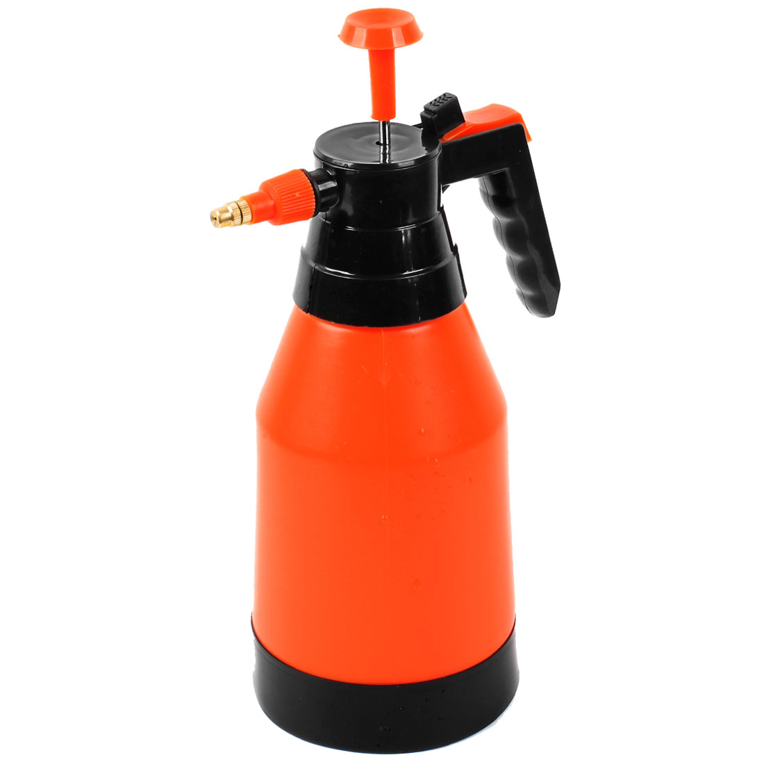 1.5L Capacity Chemical Sprayer Garden Plant Water Spray Bottle Black Red