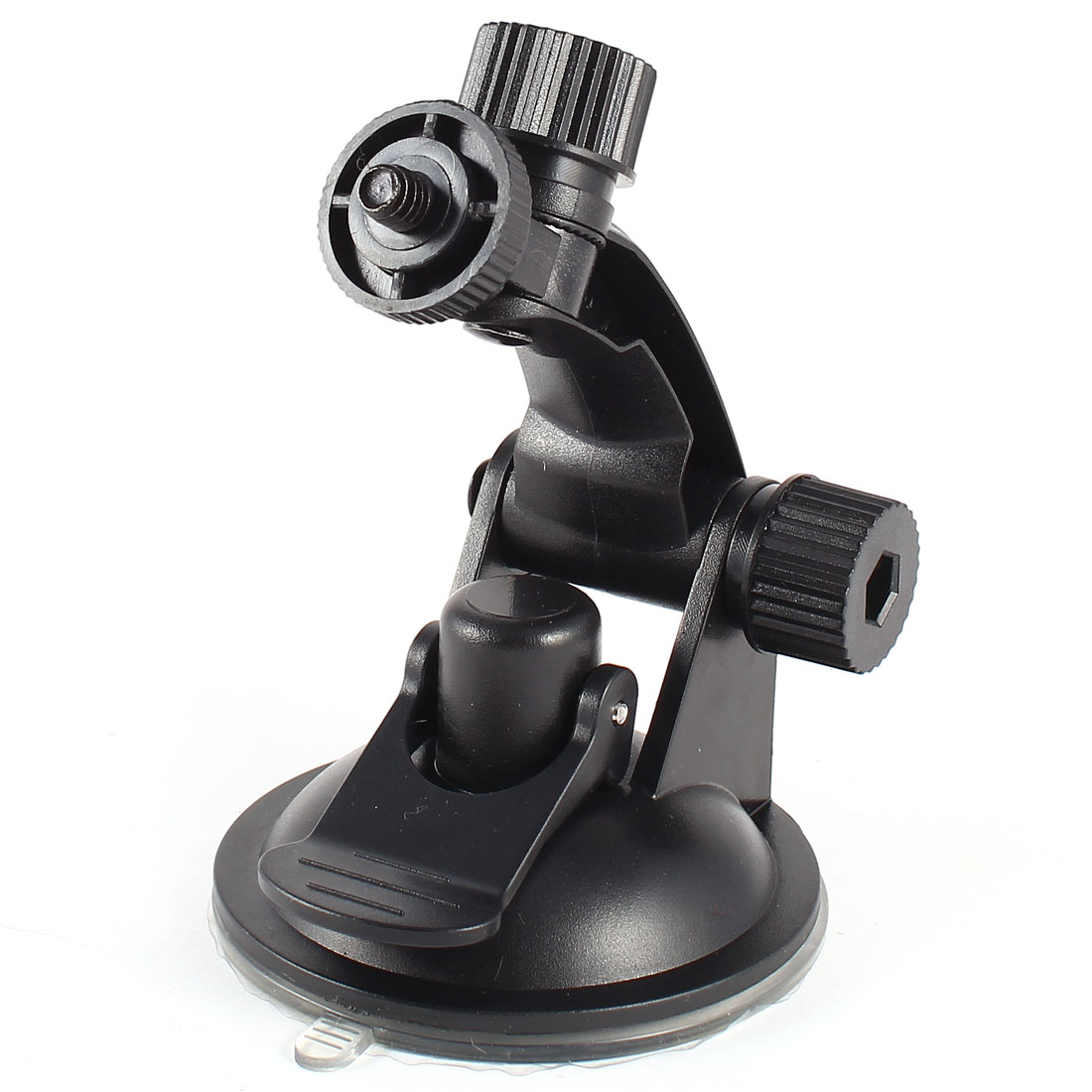 Black Suction Cup Base Car Windshield Camera Mount Bracket 9cm High