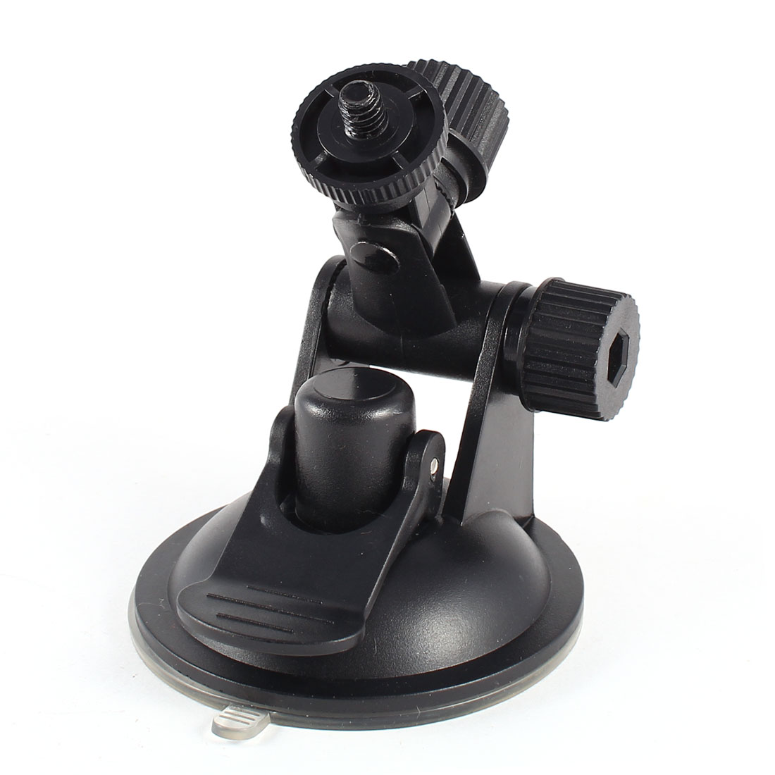 Adjustable Angle Suction Cup Car Windshield Camera Mount Bracket 8cm High