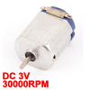 30000R/Min 2mm Shaft DC 3V High Torque Toys Mini Micro Motor