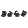 Black Car Audio System 350W 102dB Dome Tweeters 2 Pcs