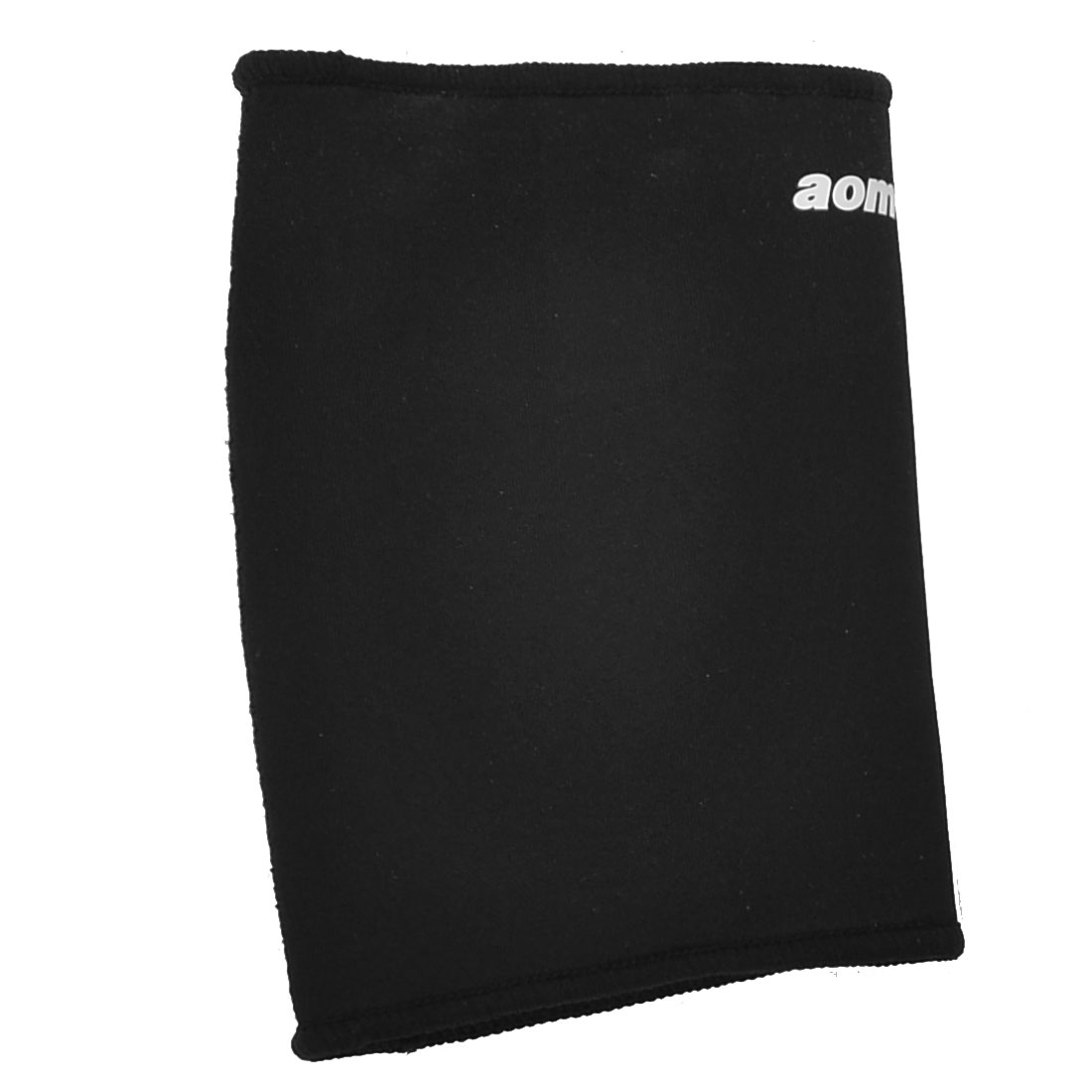Pair Outdoor Sports Black Stretch Elbow Support Protector