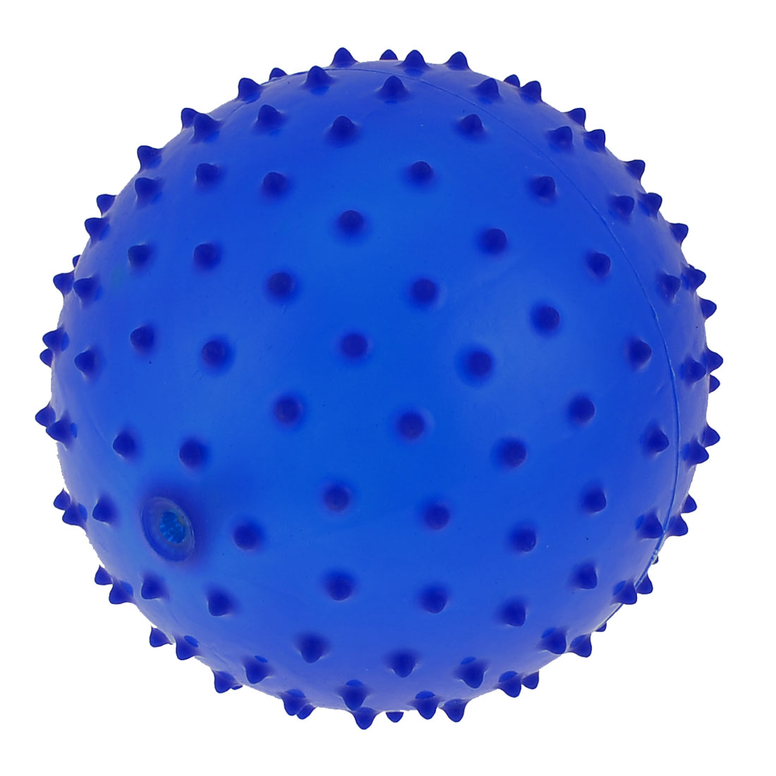 17cm Diameter Muscles Relaxing Fitness Massage Ball Blue
