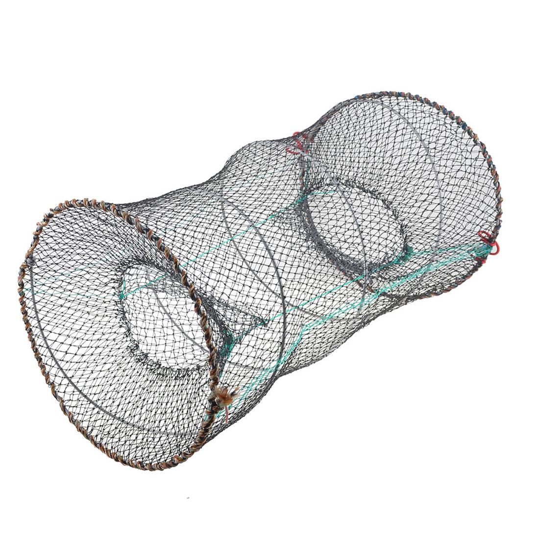 60cm High Spring Wire Frame Lobster Crawfish Crab Black