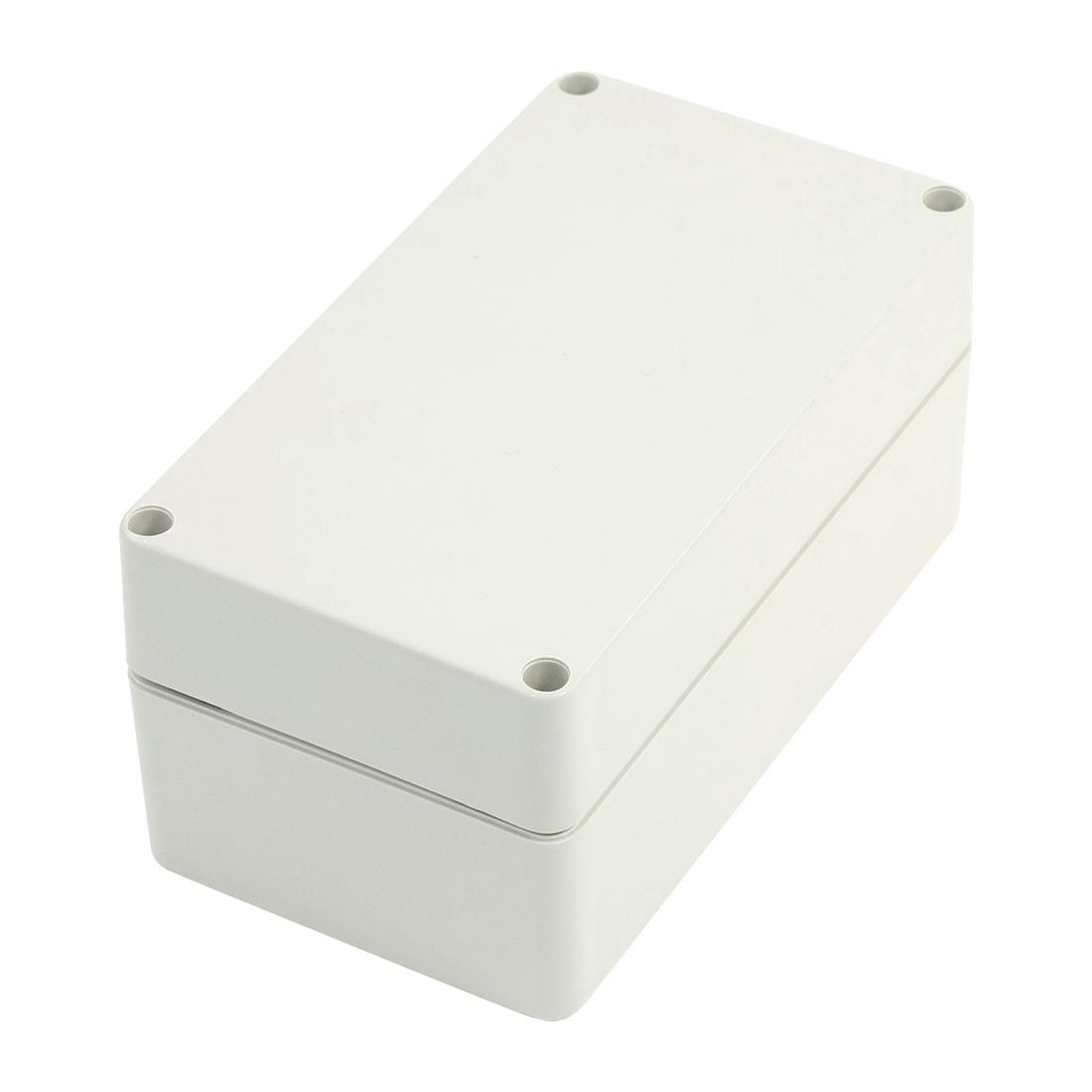 158mmx90mmx75mm Waterproof Plastic Enclosure Case Power Junction Box
