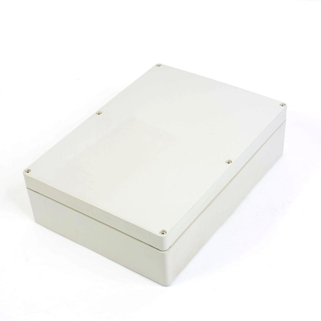 290mmx210mmx80mm Plastic Enclosure Case Power Junction Box