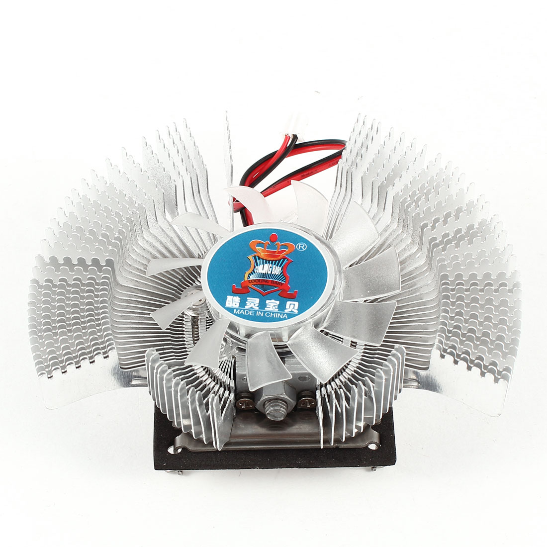 DC 12V VGA Video Card Heatsink Cooling Fan Cooler for GeForce