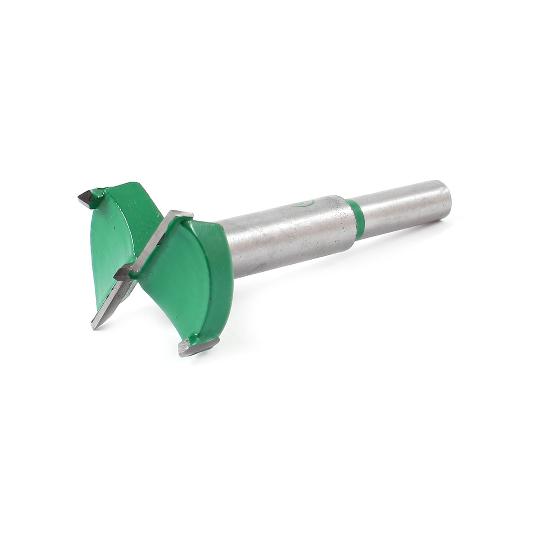 Green Silver Tone Drilling Metal Carbide 35mm Diameter Hinge Boring Bit