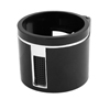 Car Interior Black Plastic Drink Can Bottle Cup Holder Stand Bracket