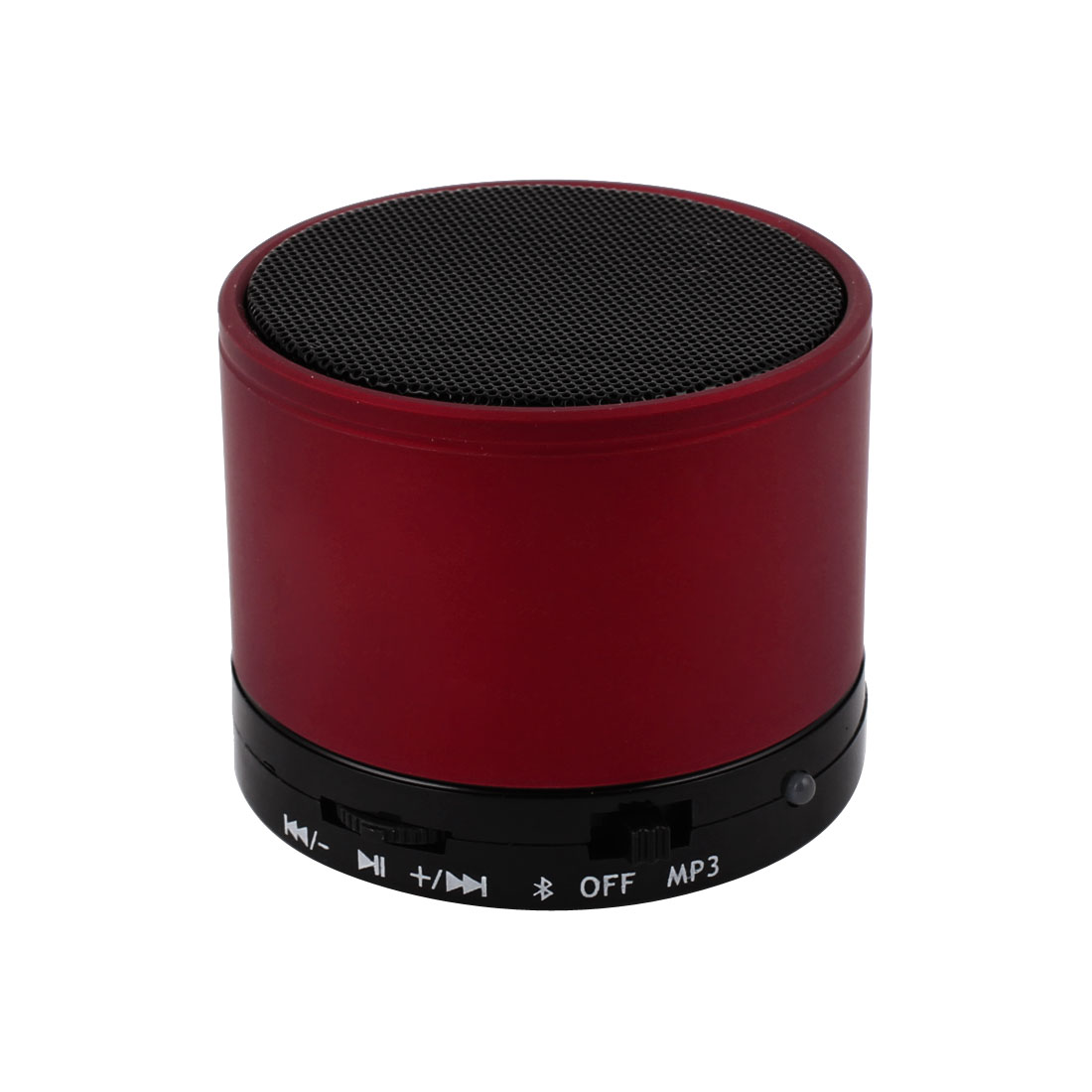 Portable Wireless bluetooth 3.0 Mini Stereo Speaker TF FM MP3 Player Red