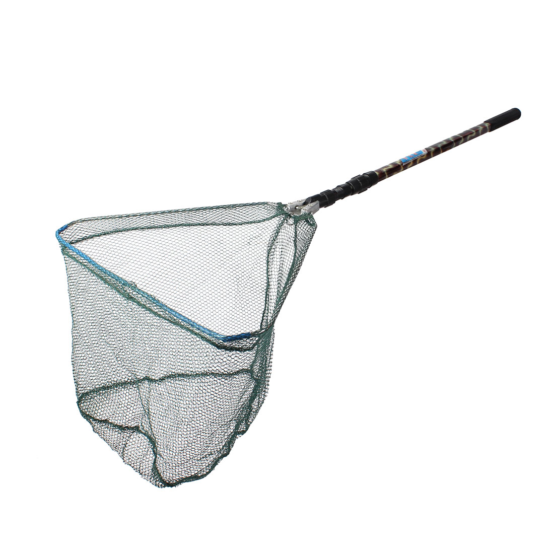 Landing Net Folding Telescopic Extends from 65cm to 174cm