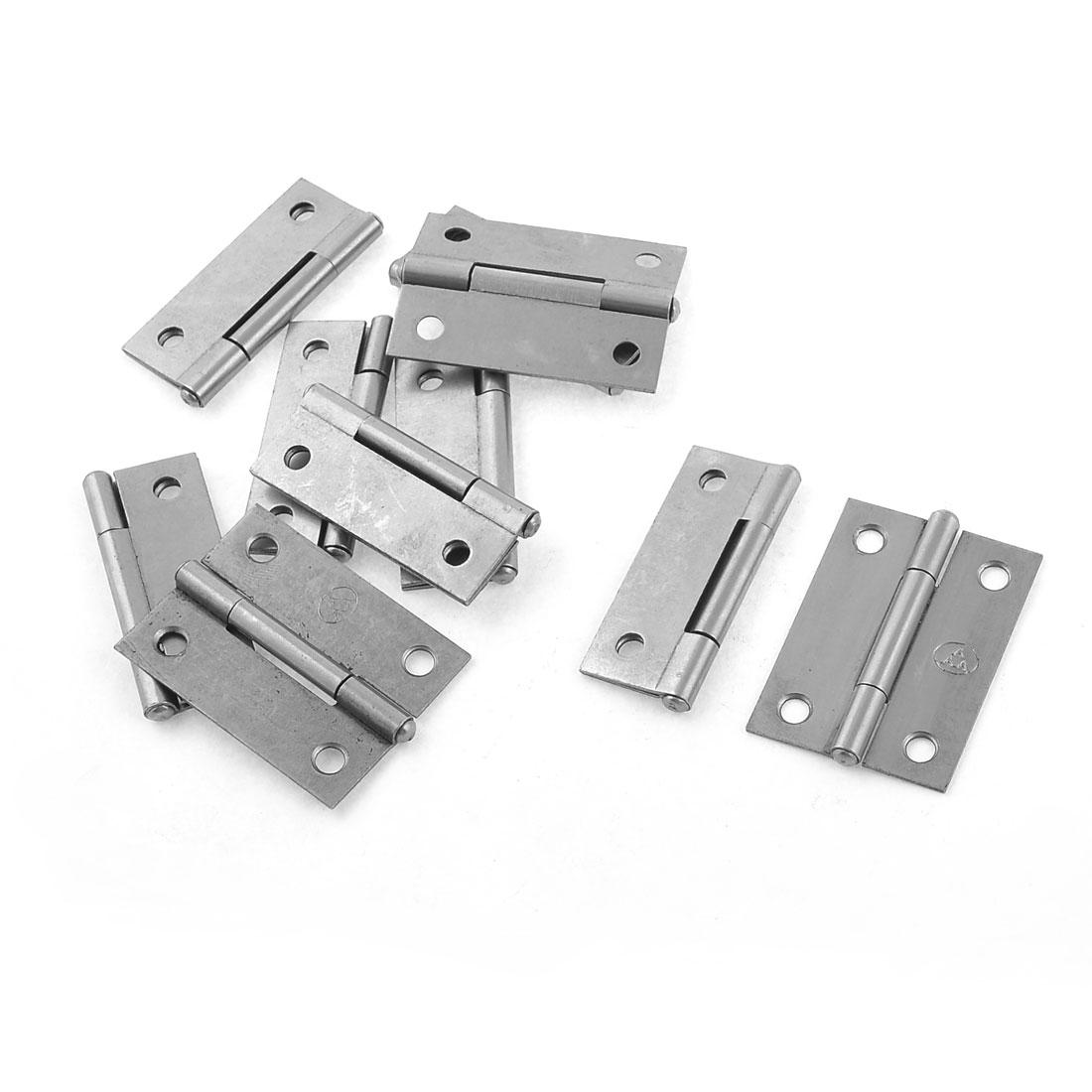 """10 x Screws Installing Metal Cabinet Door Hinges 2"""""""