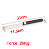 Black Tube 25Kg 55lb Shockproof Force Gas Spring Support Rod 31x11.5cm