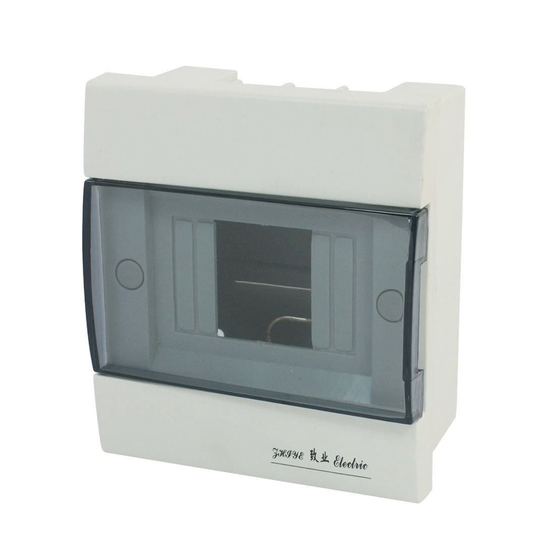 Bathroom Electric Leakage Switch Protection Box Gray 15 x 13 x 8cm