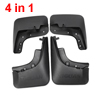 Set of 4 Mudguard Front Rear Splash Guards Mud Flaps for Volkswagen Tiguan