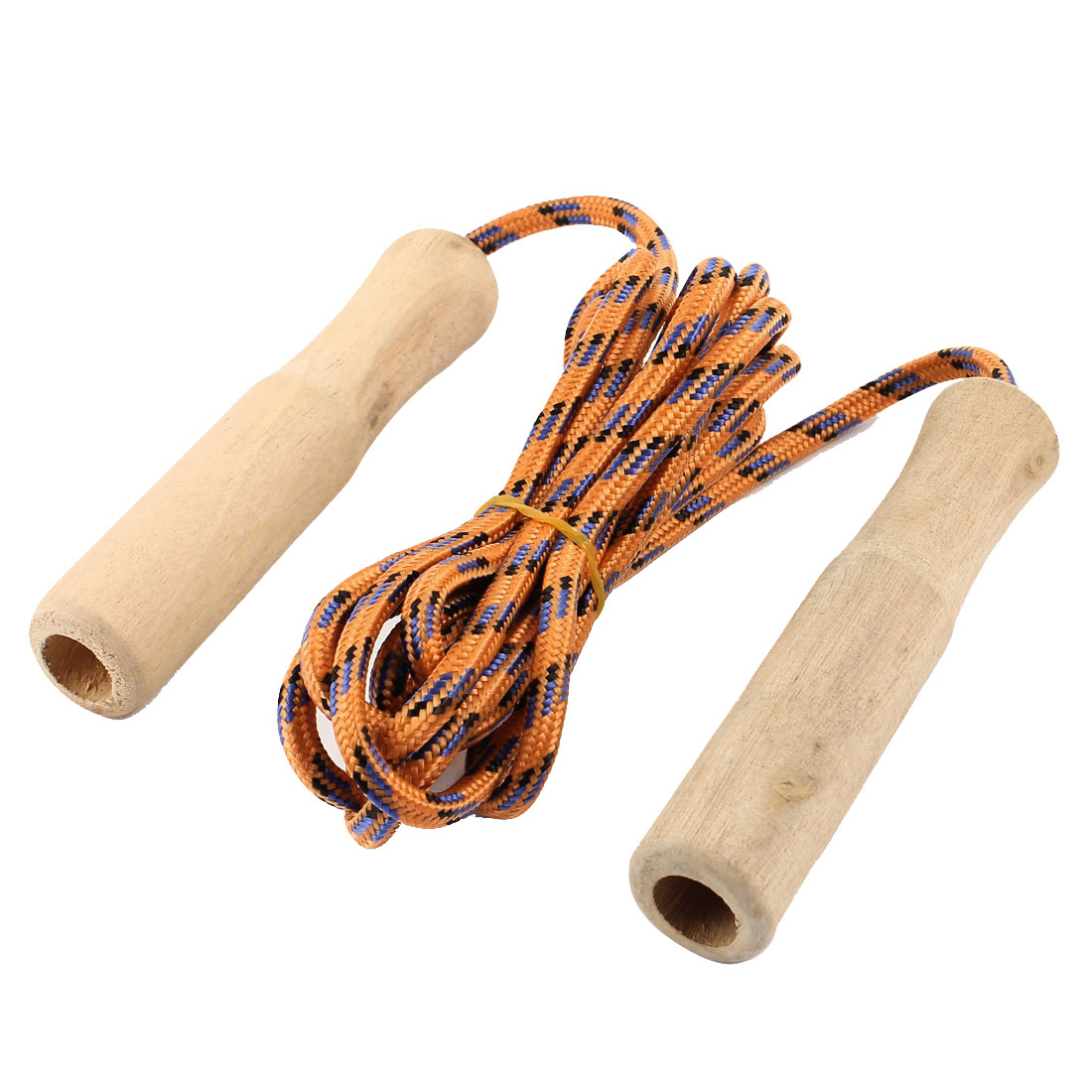 2.3M Teenager Adults Speed Training Fitness Jump Skipping Rope Orange Blue