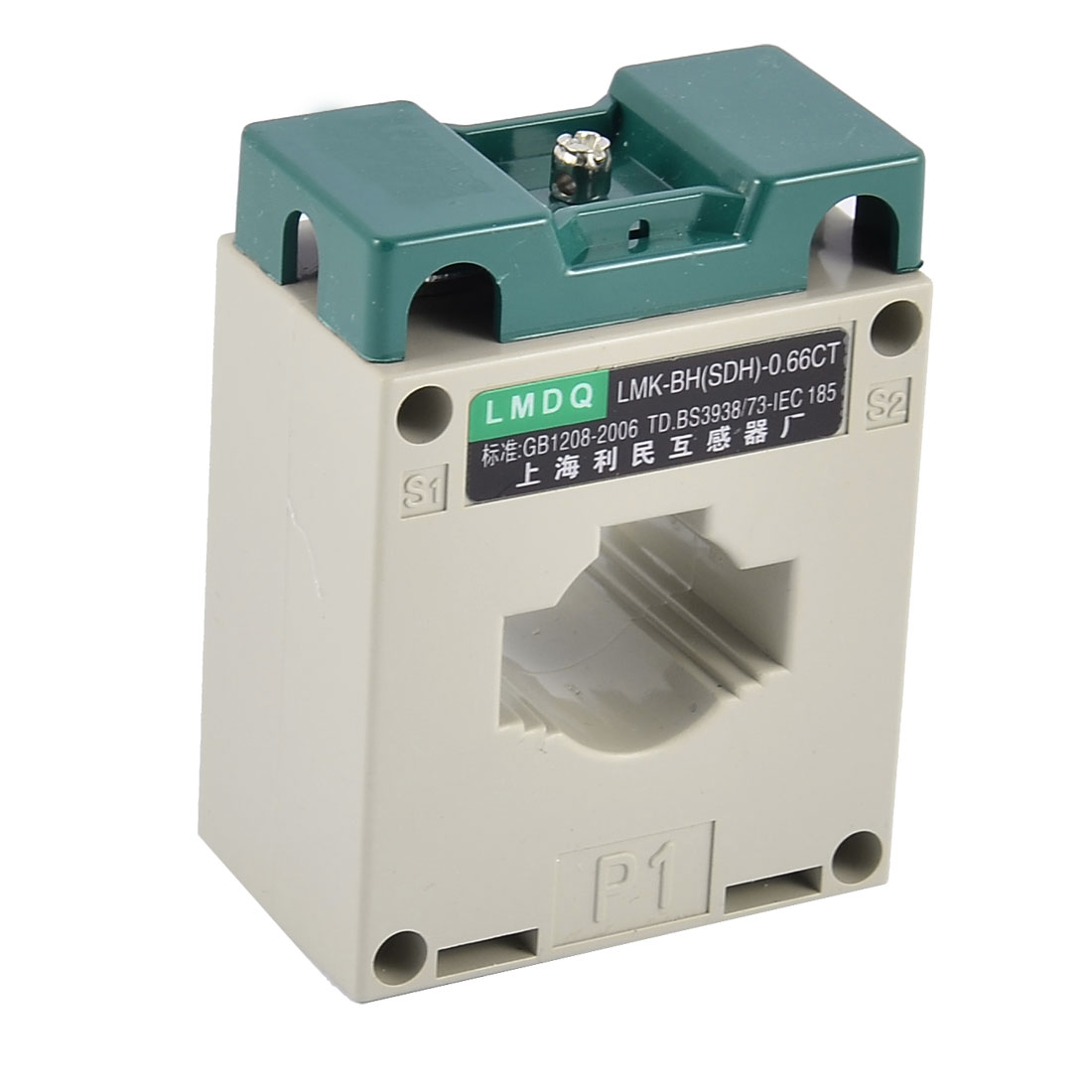 0.66KV 50/60Hz 0.5 Accuracy Class 200A 200/5 Ratio Current Transformer CT