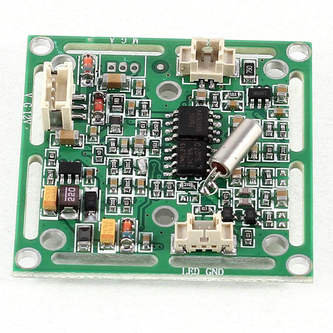 Spare Parts CCTV CCD Camera CMOS Module Board NTSC 600TVL CMOS1089