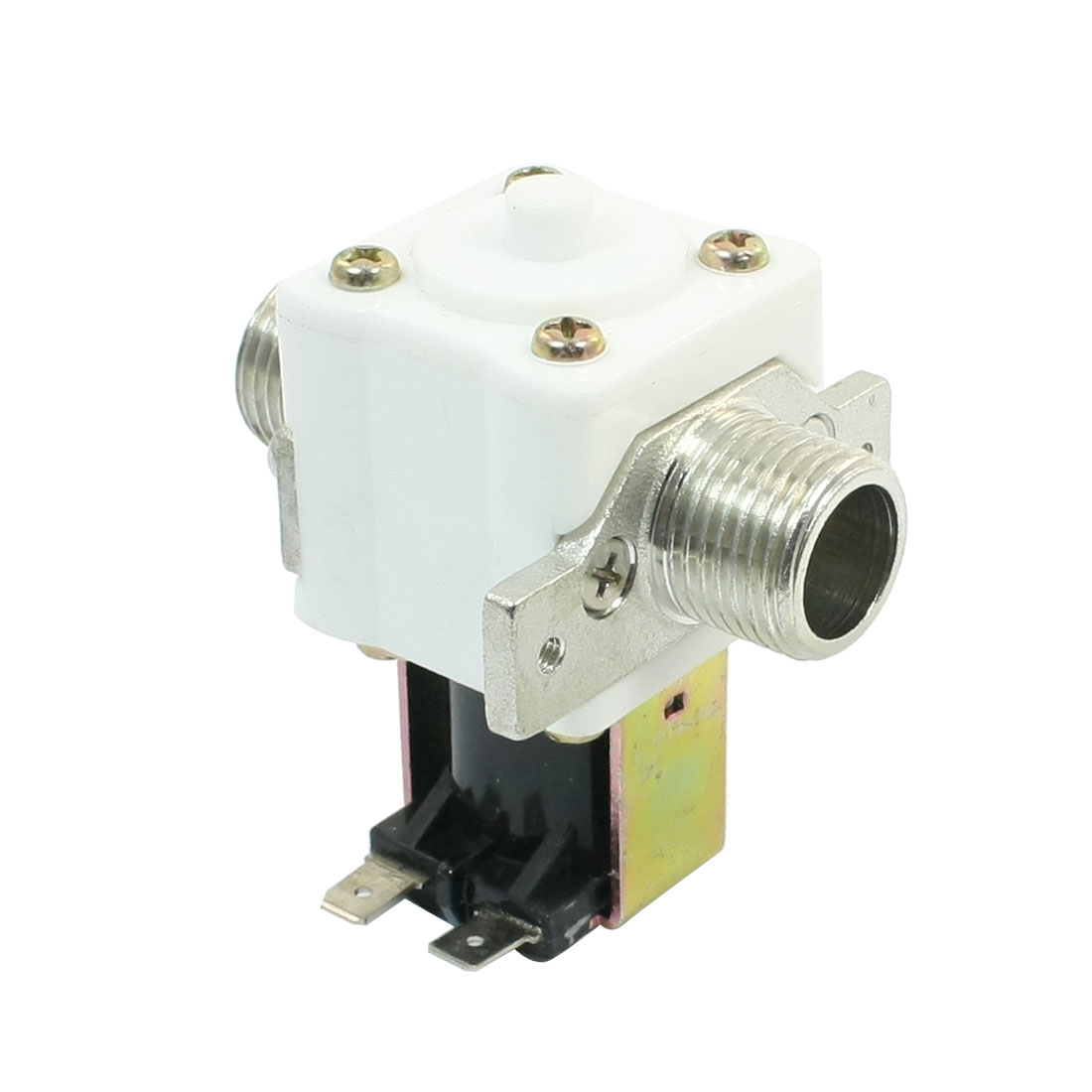 Normally Close 20mm Male Thread Solenoid Valve 220V for Water Air