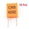 CRB455E DIP Mount Type TV Remote Control Ceramic Resonator 10 Pcs