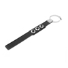 Car Black Silver Tone Reflector Anti-static Strap Ground Wire Earth Belt