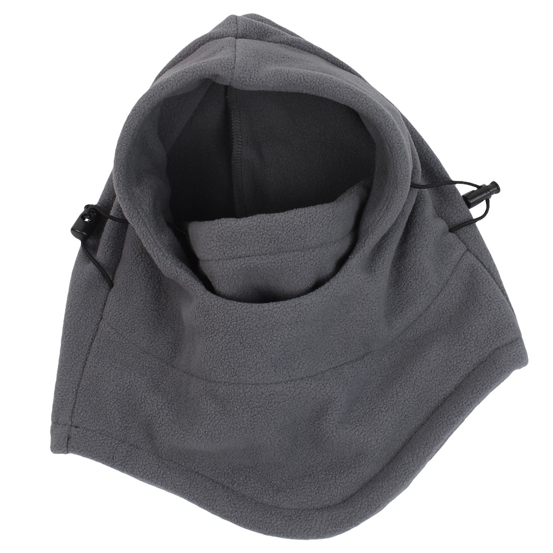 Thermal Dark Gray Fleece Balaclava Hood Swat Ski Bike Wind Stopper Face Mask