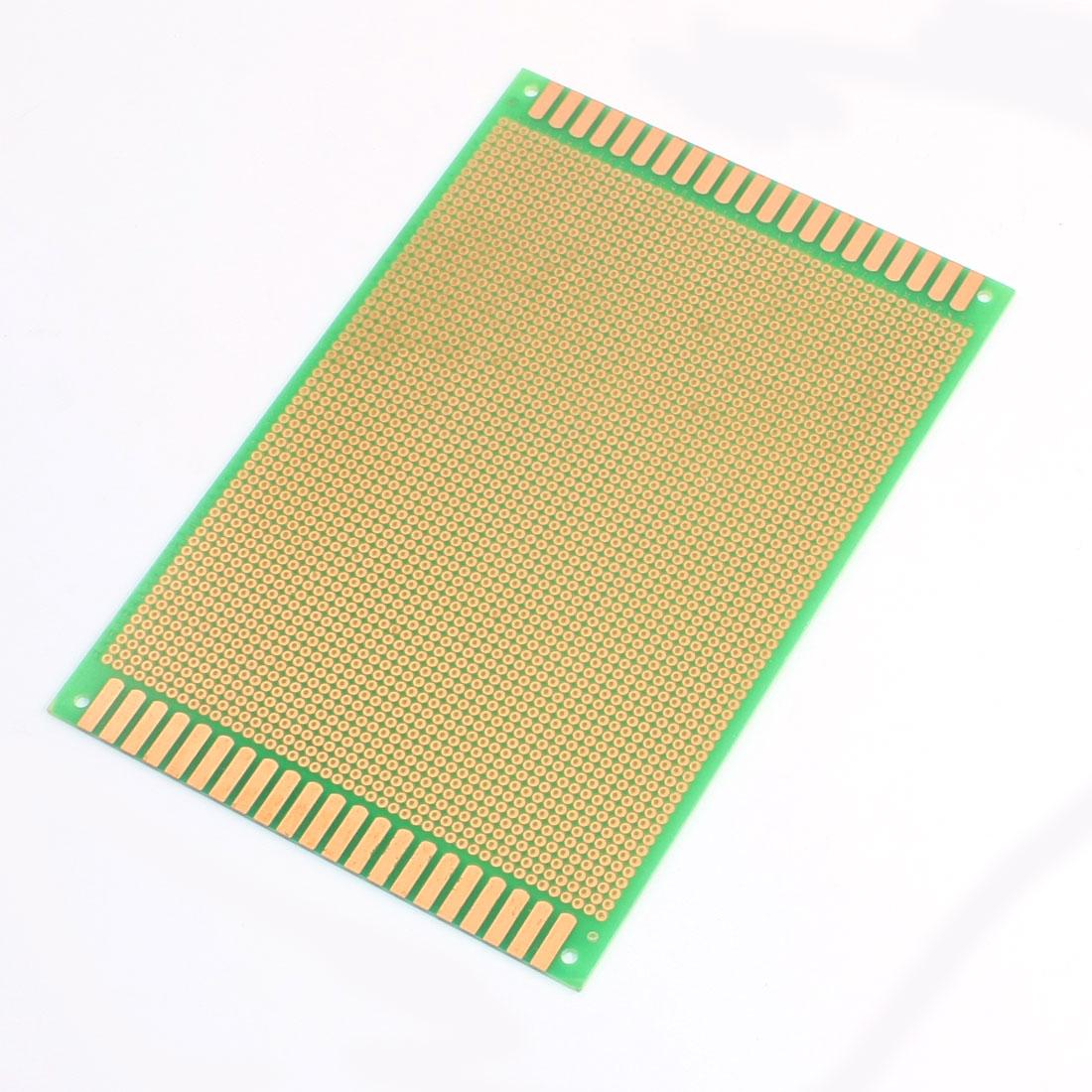 Prototyping Green One Side Universal Copper PCB Board Stripboard 12x18cm