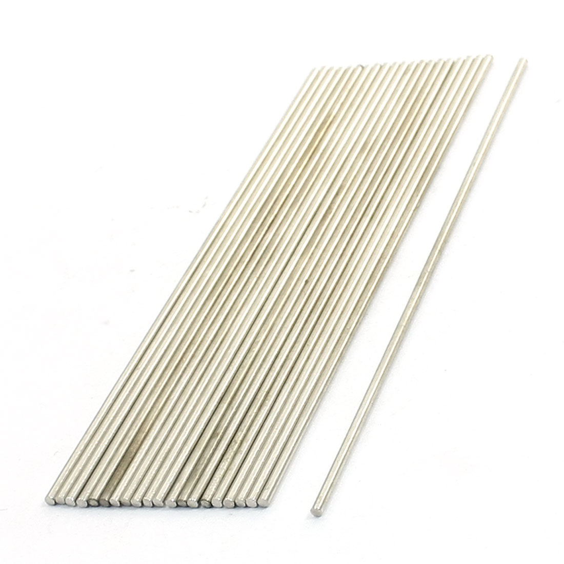 RC Car Axle 100mm Long 1.5mm Dia Stainless Steel Round Bar 20pcs