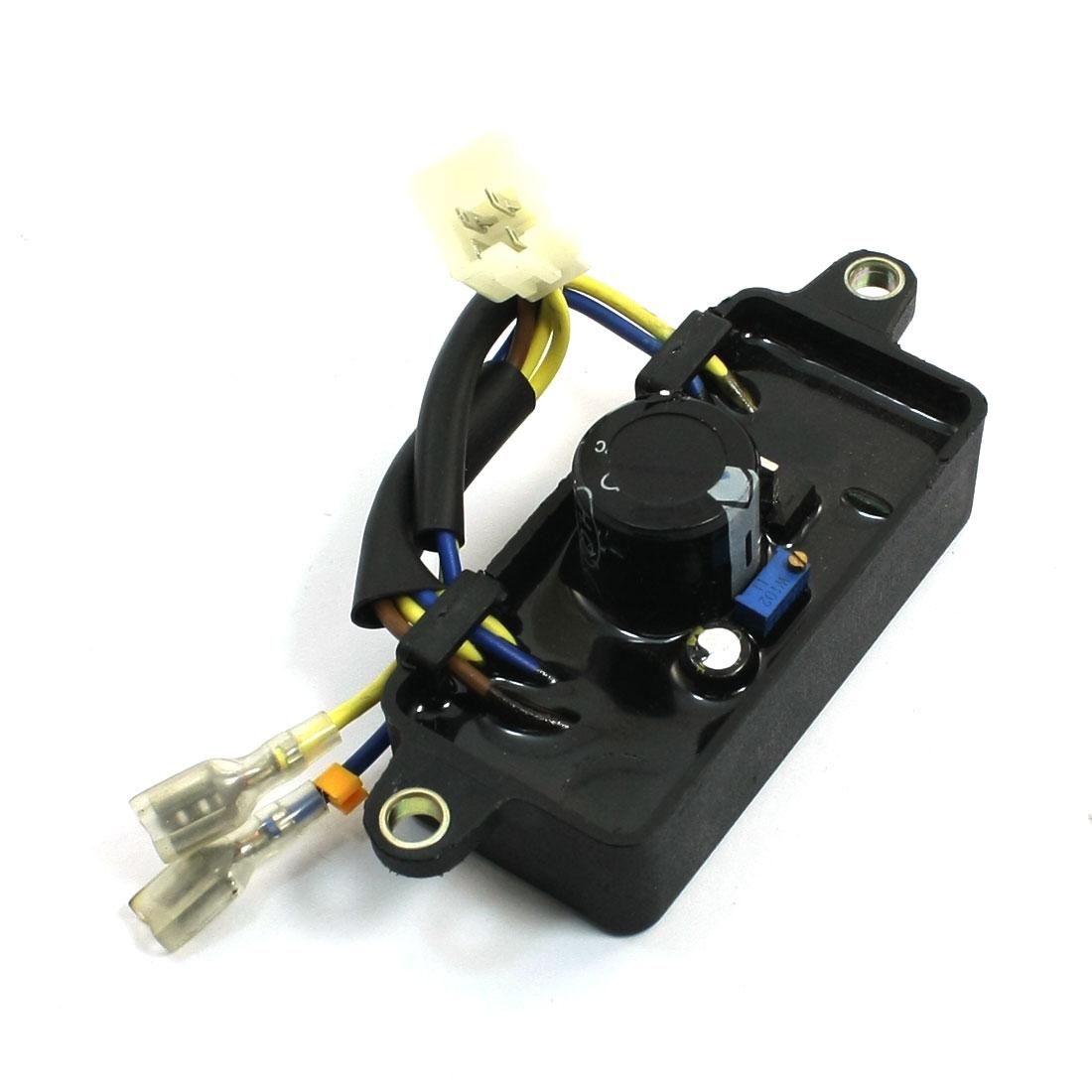 Generator Wired 2.8KW 220uF 250V Voltage Regulator for Motocycle