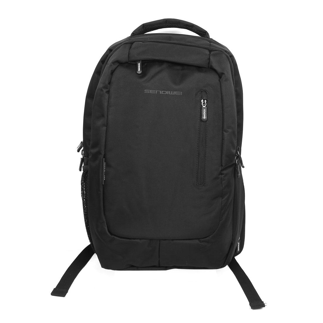 """Handy Black 15"""" 15.4"""" 15.6"""" Laptop College Business Backpack Bag Case"""