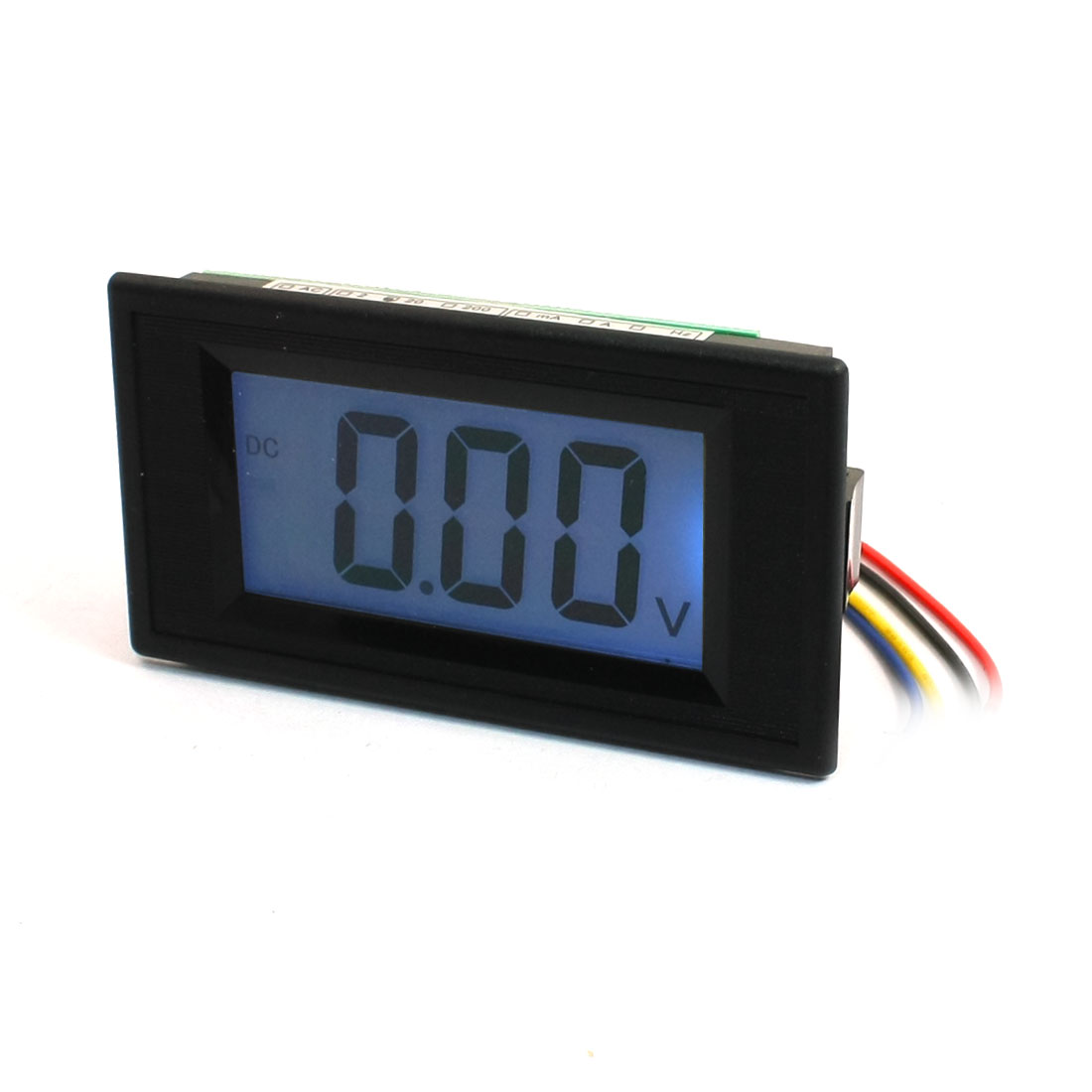 DC 0-20V Blue LED Display Volt Tester Meter 3 Bits Digital Volt Meter