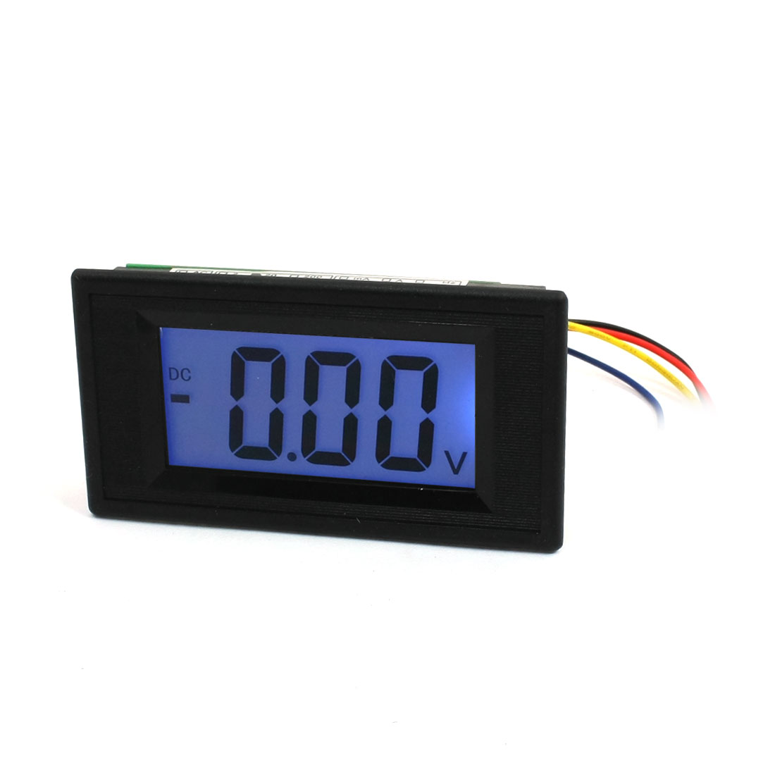 Panel Mount LCD Display Volt Tester Gauge Voltmeter DC 20V